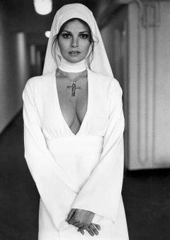 Raquel Welch Nun