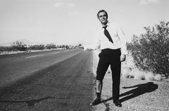 Sean Connery Hitchhiking