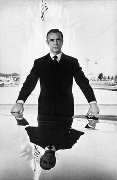 Sean Connery Reflection, 007