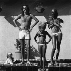 Terry O'Neill, Alice Cooper and Family, Los Angeles