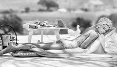Terry O'Neill, Audrey Hepburn, St. Tropez