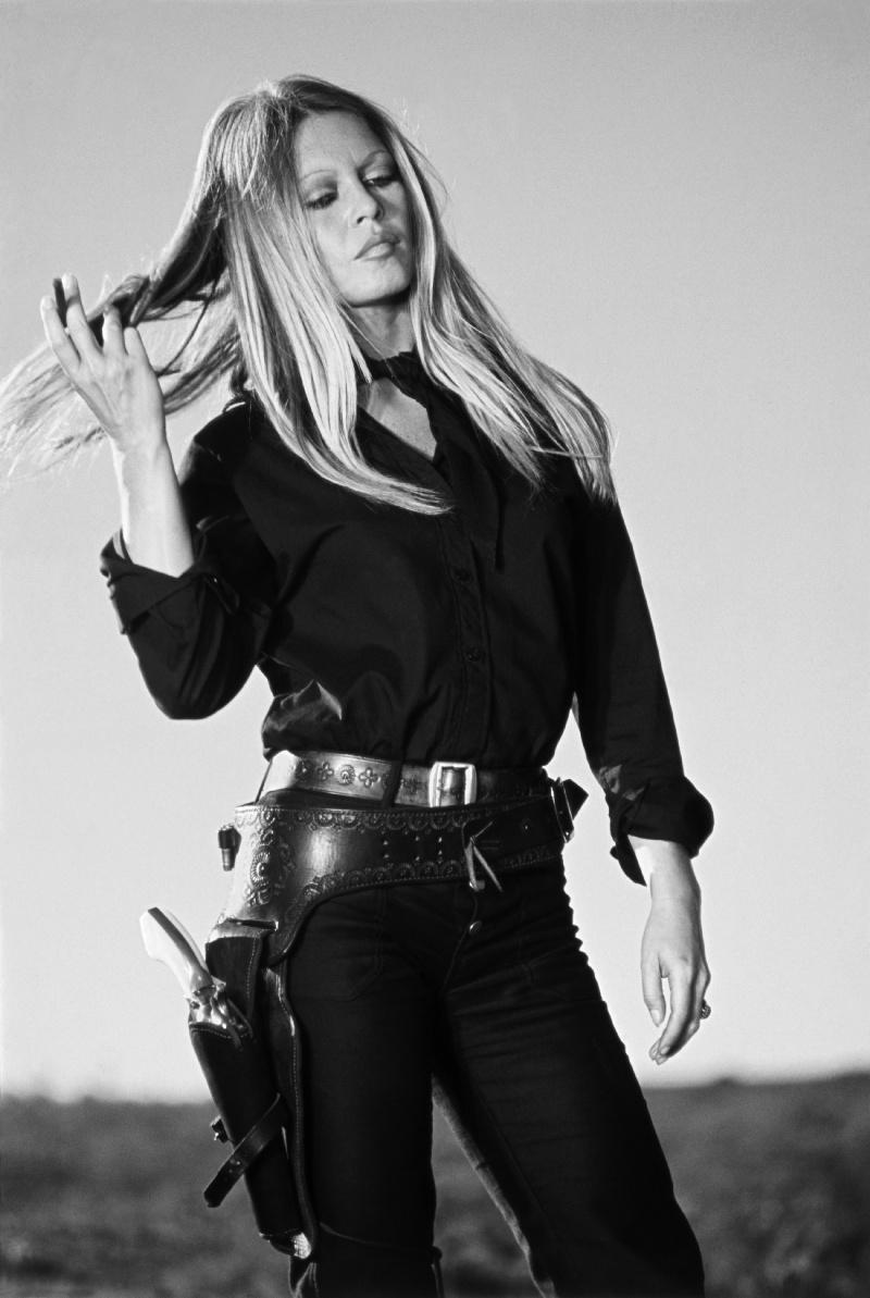 Terry O'Neill, Brigitte Bardot Spain (SIgned)