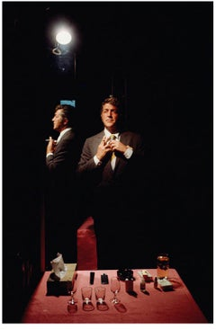 Terry O'Neill - Dean Martin Backstage - signed limited edition