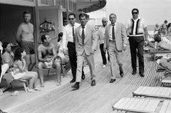 Terry O'Neill, Frank Sinatra Boardwalk Platinum