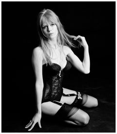 Terry O'Neill, Marianne Faithfull (co-signed)
