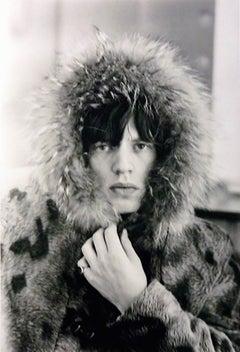 Terry O'Neill 'Mick Jagger, Parka'