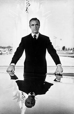 Terry O'Neill, Sean Connery as Bond (Signed)