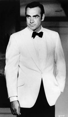 Terry O'Neill, Sean Connery as Bond (Tuxedo)