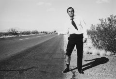 Terry O'Neill, Sean Connery (Hitchhiking)