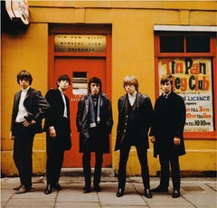 The Rolling Stones - Terry O'Neill (Black and White Photography)
