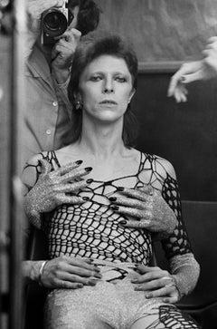 Ziggy Stardust Backstage