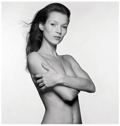 Kate Moss, Black & White (1993)