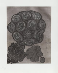 untitled 6 from Album, Etching by Terry Winters