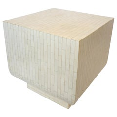 Tessellated Bone Table by Enrique Garcel