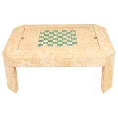 Tessellated Coffee and Game Table