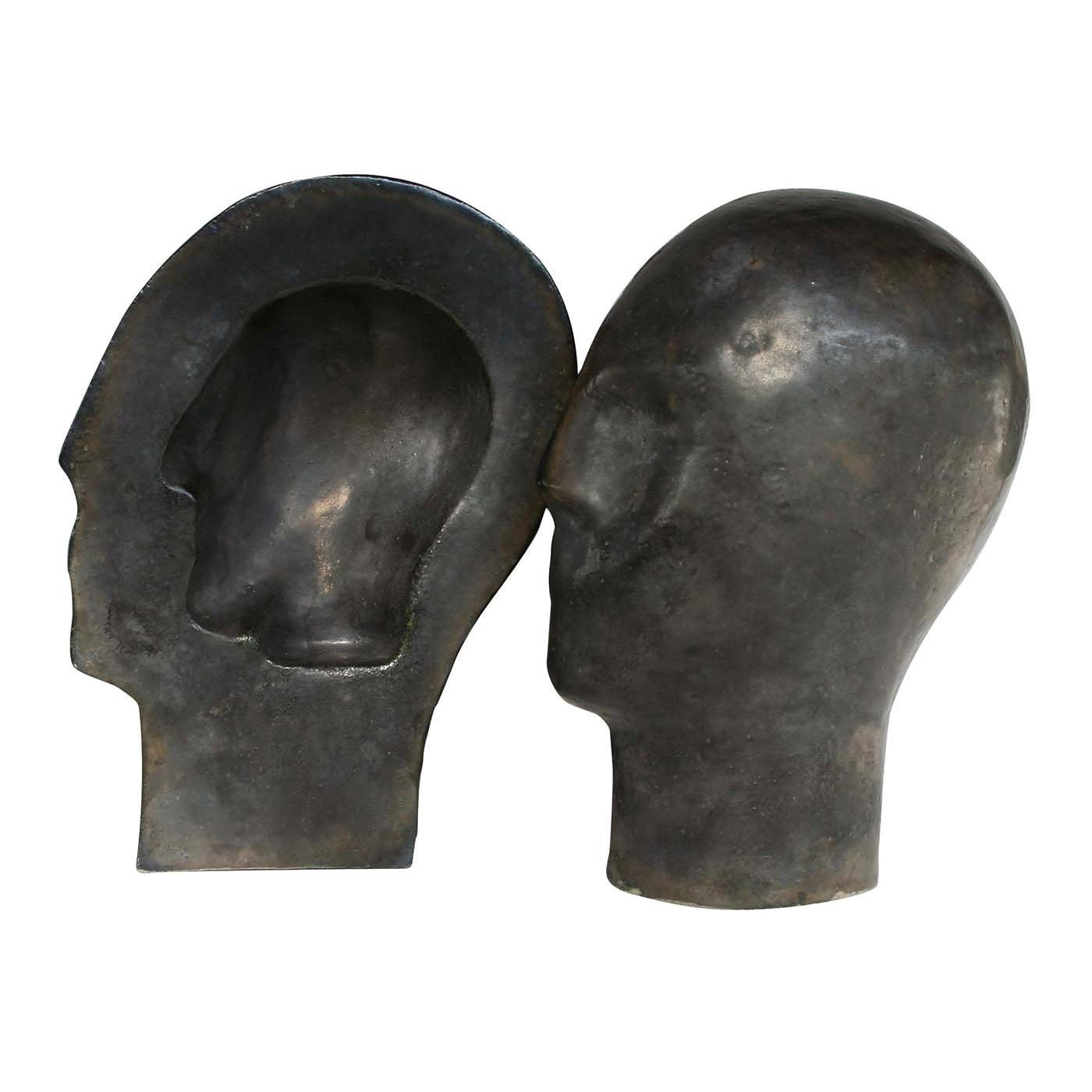 Testa Sculpture by Luca Leandri