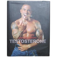 Testosterone Vintage Coffee Table Book