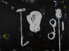 """""""Choice who to be"""" Painting 30"""" x 40"""" inch by Tetiana Kalivoshko"""