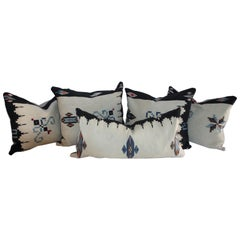 Tex Coco Mexican / American Indian Weaving Pillows, Individually