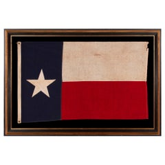 Texas State Flag, ca 1920-1950