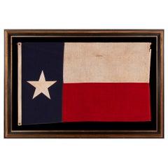 Texas State Flag, ca 1920-1950