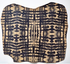 Textile, Decoration, 'Kete Pa / Good Bed' Suede Throw