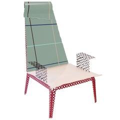Textile Sketch Chair