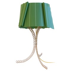 Textile Sketch Table Lamp