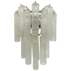Textured Tubes Sconce by Fabio Ltd, 3 Available