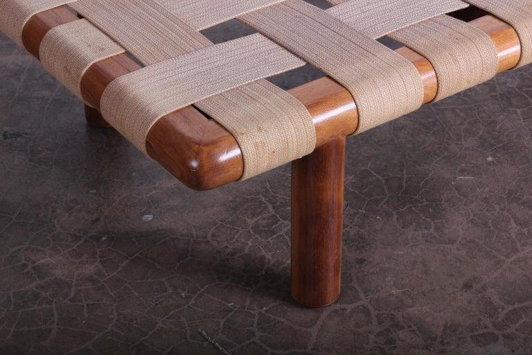 T.H. Robsjohn-Gibbings Bench for Widdicomb For Sale 6