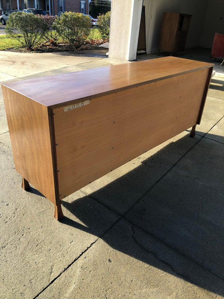 T.H. Robsjohn Gibbings Cabinet In Good Condition For Sale In Allentown, PA
