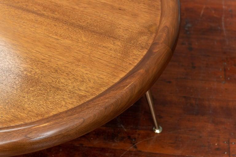 Mid-Century Modern T.H. Robsjohn-Gibbings Coffee Table for Widdicomb For Sale