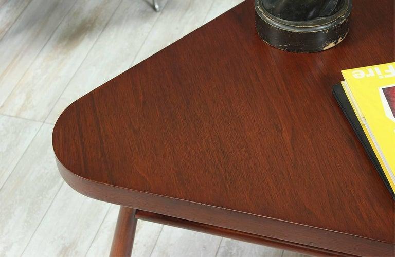 American T.H Robsjohn-Gibbings Coffee Table for Widdicomb For Sale
