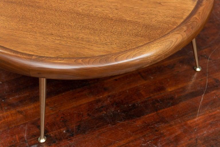 Mid-20th Century T.H. Robsjohn-Gibbings Coffee Table for Widdicomb For Sale