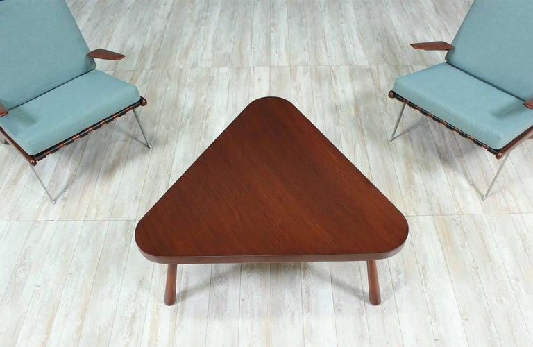Mid-20th Century T.H Robsjohn-Gibbings Coffee Table for Widdicomb For Sale