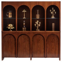 T.H. Robsjohn-Gibbings Coliseum Display Cabinet