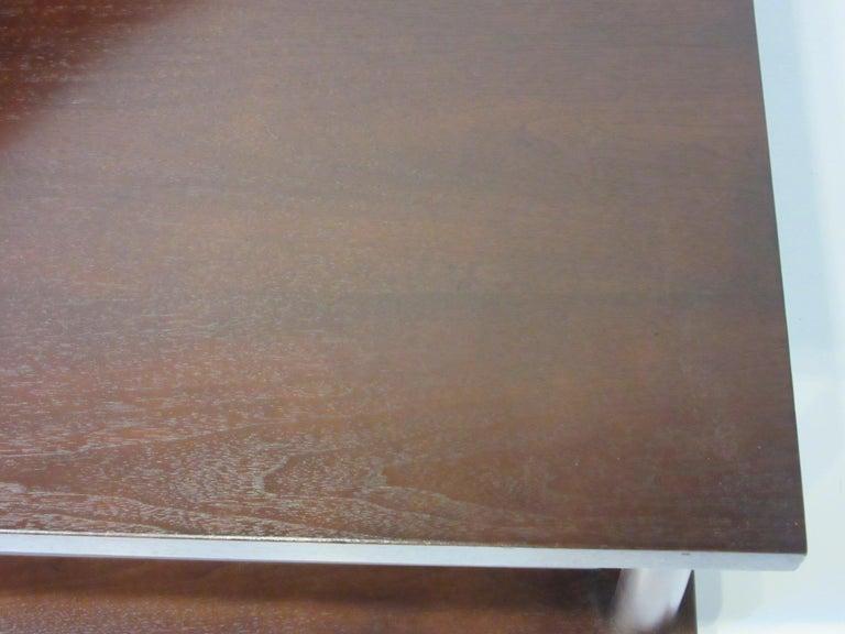 Wood T.H. Robsjohn-Gibbings Corner / Sectional Table for Widdicomb For Sale