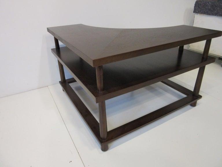 T.H. Robsjohn-Gibbings Corner / Sectional Table for Widdicomb For Sale 1