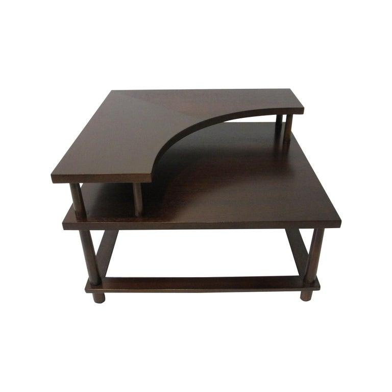 T.H. Robsjohn-Gibbings Corner / Sectional Table for Widdicomb For Sale