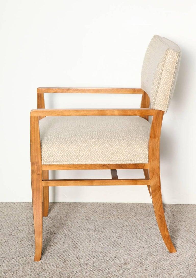 American T.H. Robsjohn-Gibbings Dining Chairs For Sale