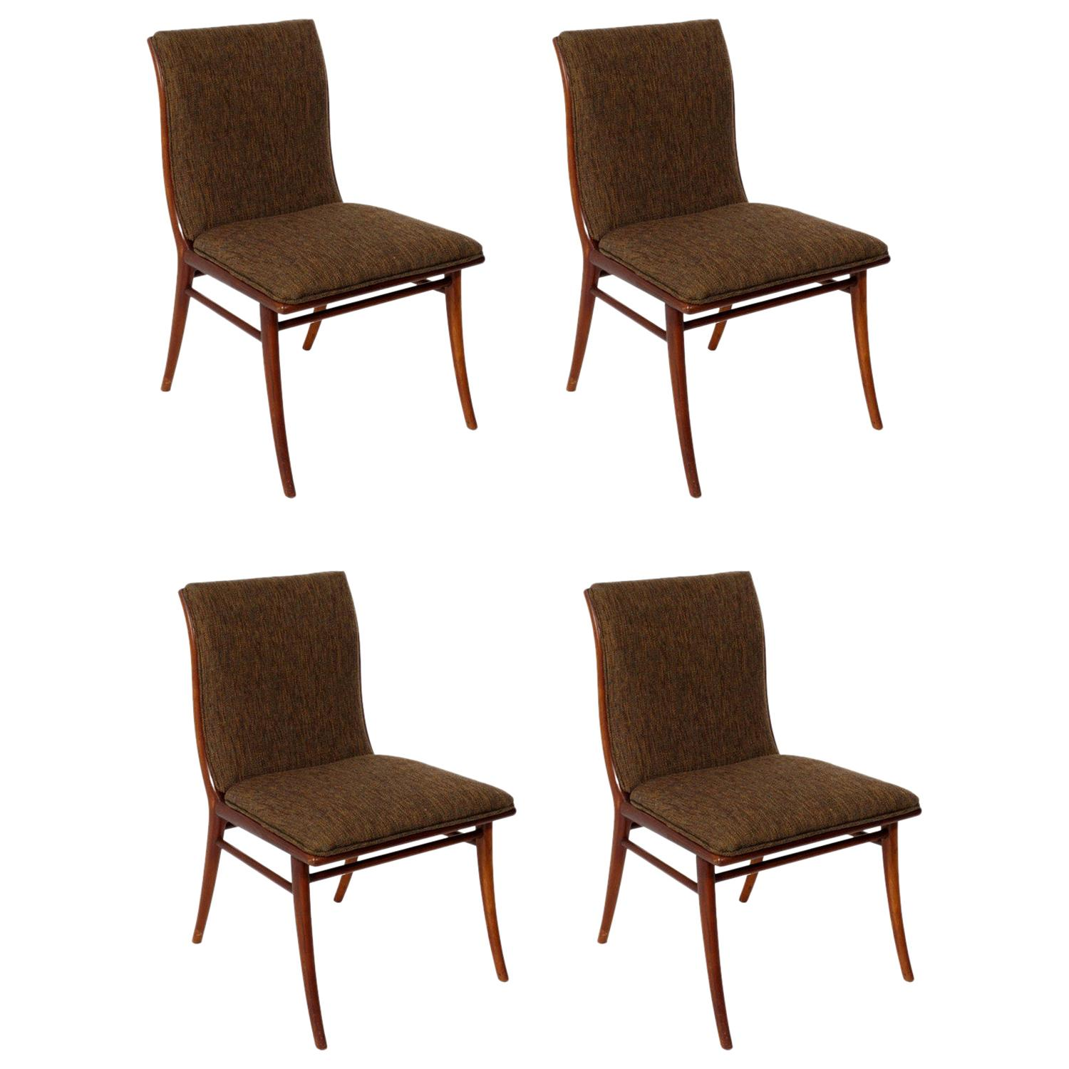 T.H. Robsjohn Gibbings Dining Chairs