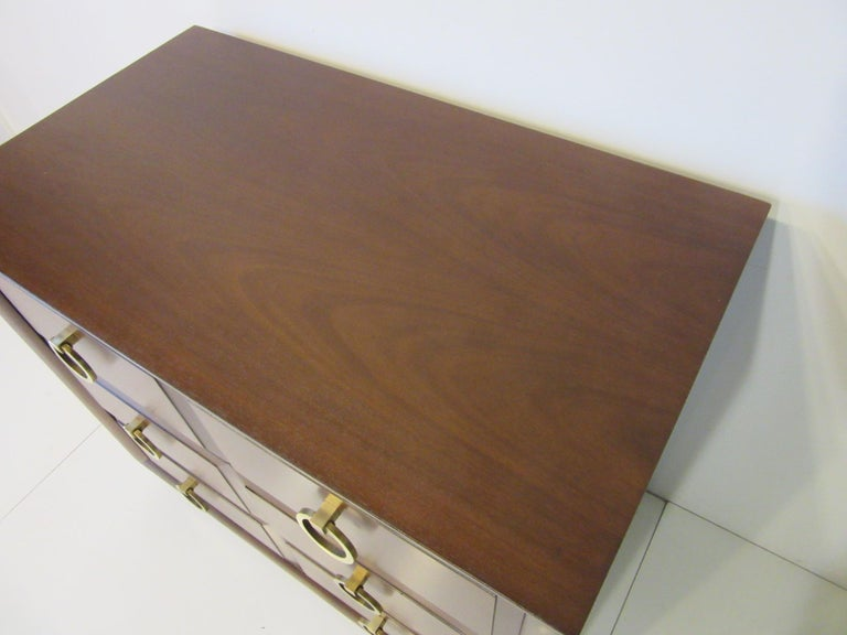 20th Century T.H. Robsjohn-Gibbings Dresser / Chest by Widdicomb For Sale