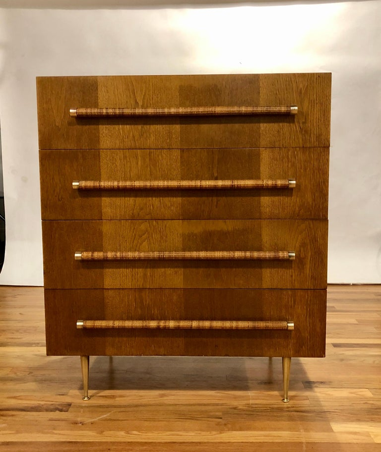 Mid-Century Modern T.H. Robsjohn Gibbings Dresser for Widdicomb For Sale