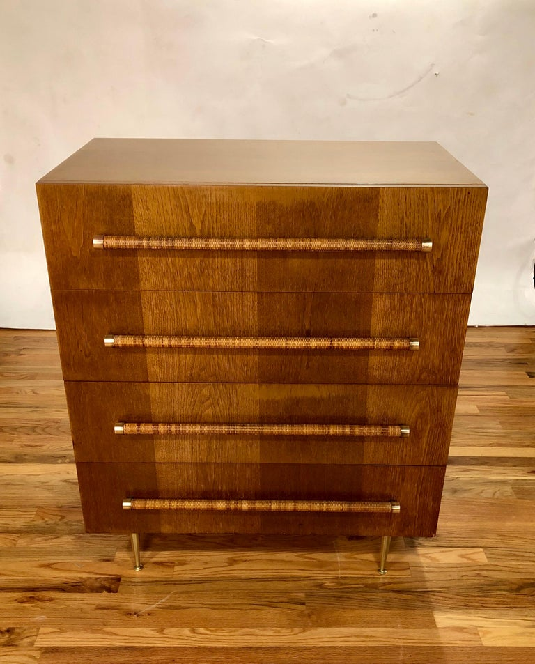 T.H. Robsjohn Gibbings Dresser for Widdicomb In Good Condition For Sale In Chicago, IL