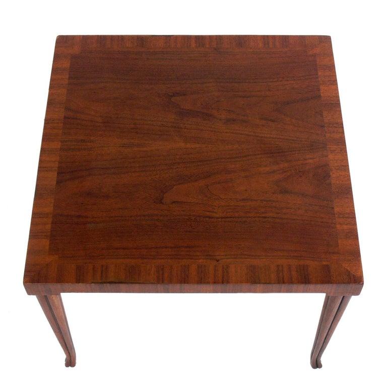 Neoclassical T.H. Robsjohn Gibbings for Baker End Table For Sale