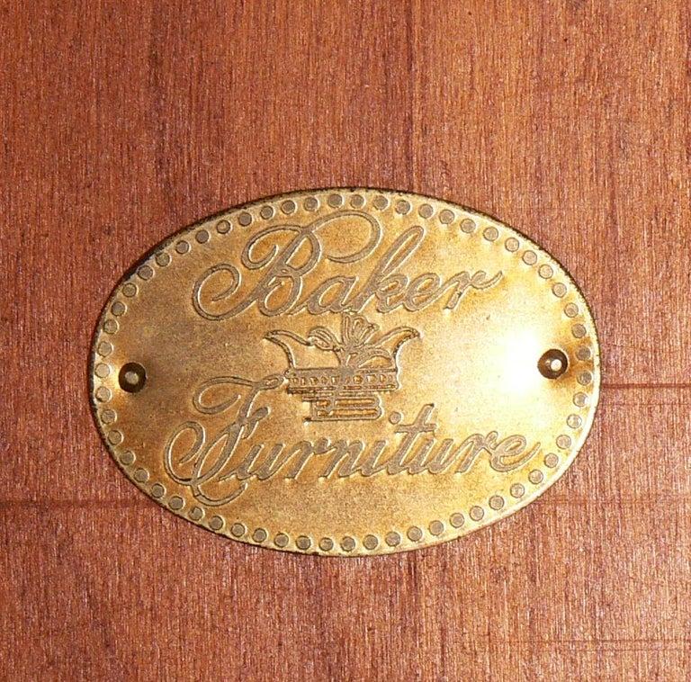 T.H. Robsjohn Gibbings for Baker End Table In Good Condition For Sale In Atlanta, GA