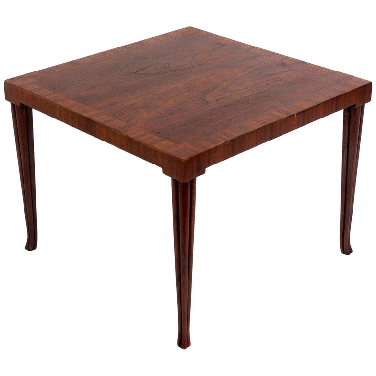 T.H. Robsjohn Gibbings for Baker End Table For Sale