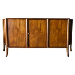 T.H. Robsjohn-Gibbings for Widdicomb Curved Credenza or Buffet, ca. 1960