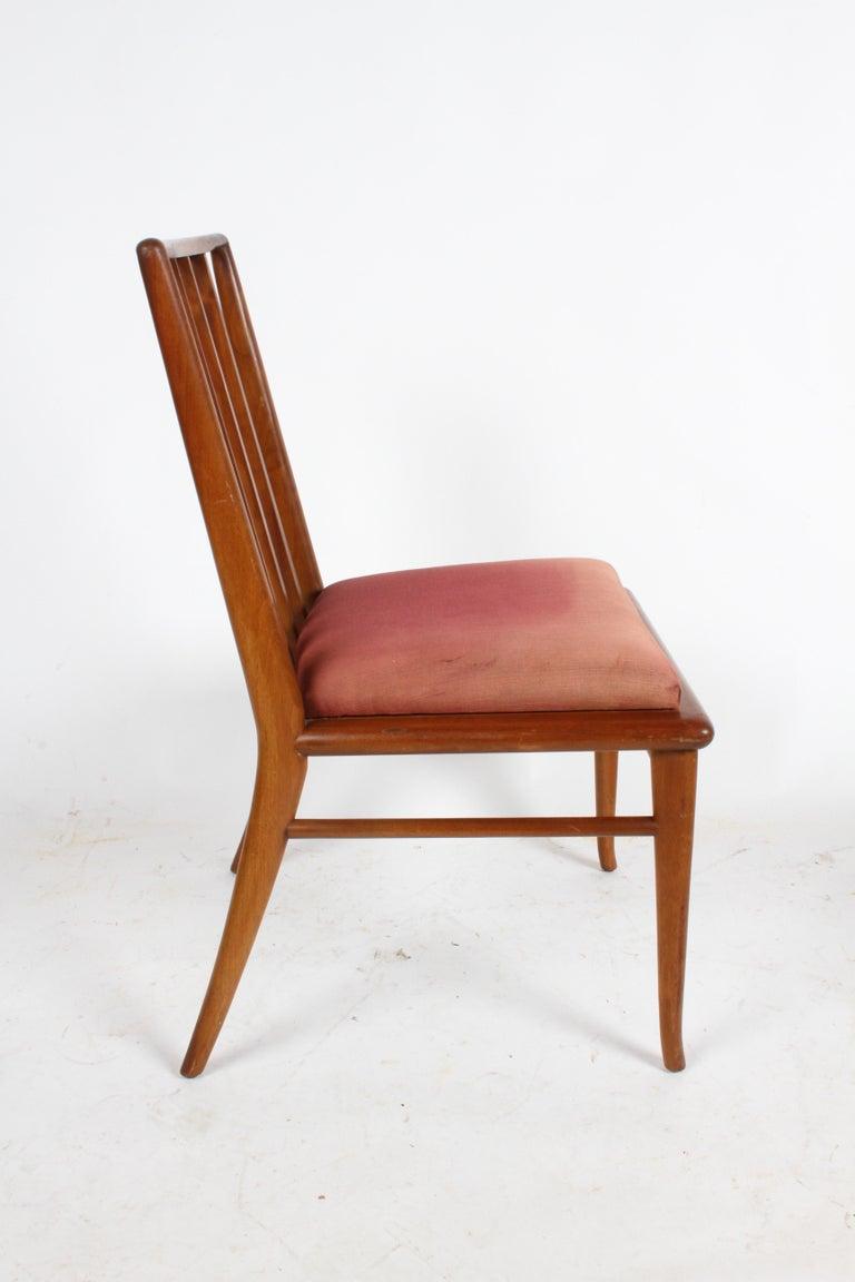 Mid-Century Modern T.H. Robsjohn-Gibbings for Widdicomb Dining or Desk Chair For Sale