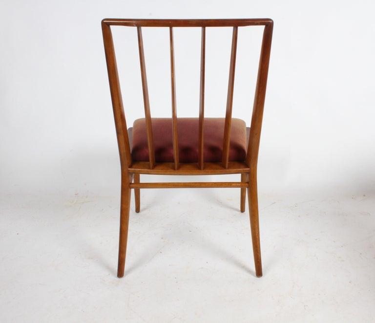 Mid-20th Century T.H. Robsjohn-Gibbings for Widdicomb Dining or Desk Chair For Sale